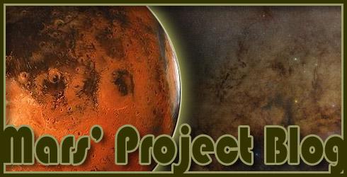 Mars' Project Blog
