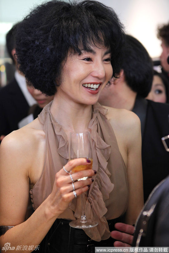 Maggie Cheung - Picture Colection