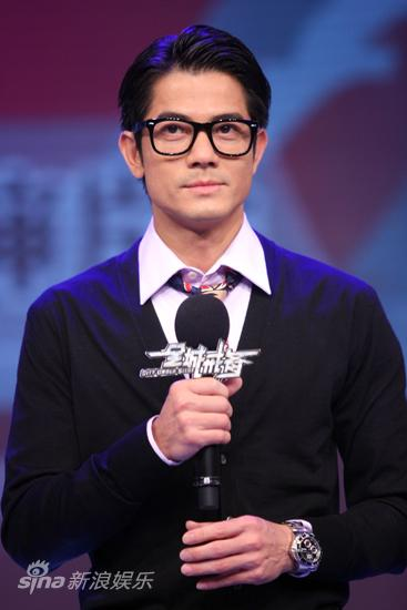 Aaron Kwok - Gallery Photo