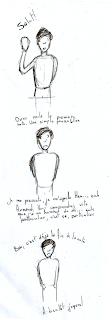 presentation dessinee