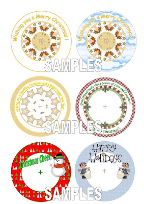 http://craftysusie.blogspot.com/2009/11/christmas-gift-embellishment-tags.html