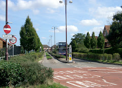 Guided busway UK