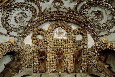 capuchin crypt rome