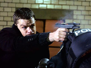 bourne supremacy matt damon