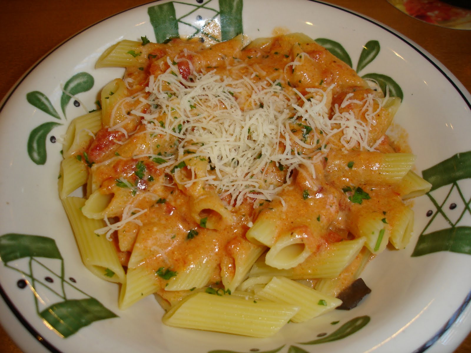 So many Yummy Foods, So Little Time...: Olive Garden