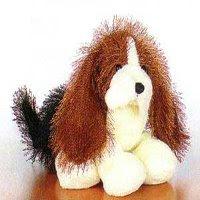 basset hound retired webkinz