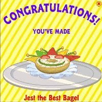 jest the best bagel webkinz secret recipes