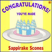 sappirake scones webkinz secret recipes