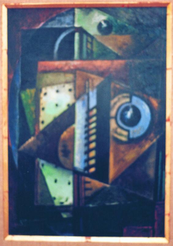Maximilian Herman Maxy 1923 Constructii / Konstruktion