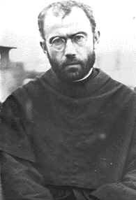 St. Maxmilian Kolbe