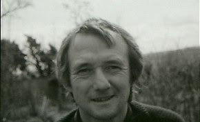 Mick Swain - writer and mentor and best friend at the time