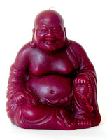 Ho-Tei - the laughing Buddha - the next incarnation