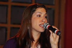 Maracatú, Lia Cordoni e Jane Mara no Lua Nova