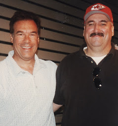 steve sabol • nfl films preZ & 1 very blessed  fan !!!