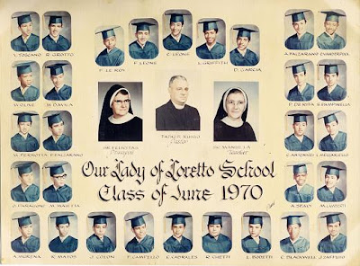 Our Lady of Loretto Class of 1970
