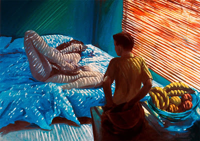 Bad Boy by Eric Fischl