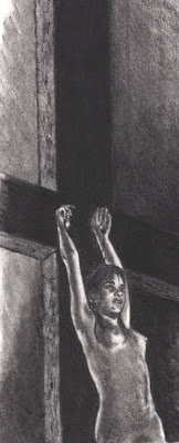 The Crucifixion of St. Julia by F. Lennox Campello