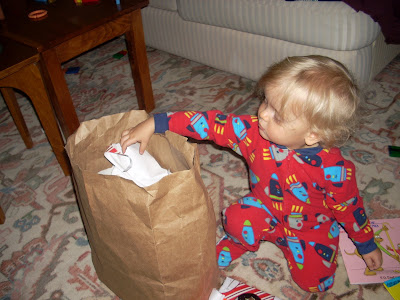 Anderson Lennox Campello, Christmas 2010