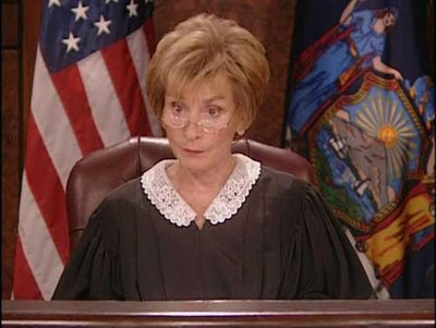 Judge Judy Hair Cut http://mikesshortattentionspantheater.blogspot.com/2010_07_01_archive.html