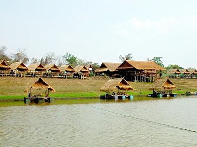 Wang Sua Reservoir