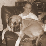 The Daddy & his dog