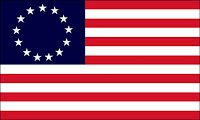 First US flag