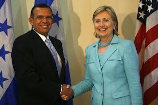 Presidente de Honduras, Candidata demócrata