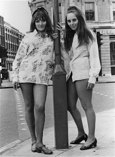 Retrospace: The Rise and Fall of the Mini Skirt