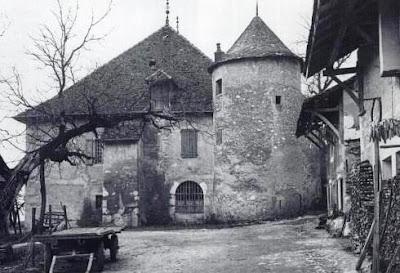 Château de Thiollaz
