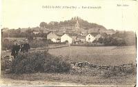 Carte postale Saulx-le-Duc