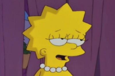 ไพ่ยิปซี ไพ่กระรอก Simpsons