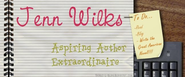 Jenn Wilks - Author