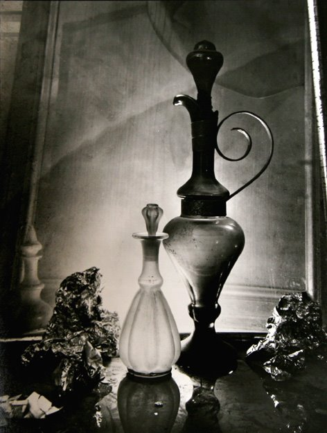 """GLASS LABYRINTH"", : JOSEF SUDEK"