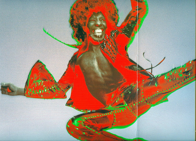 SLY STONE, : RICHARD AVEDON