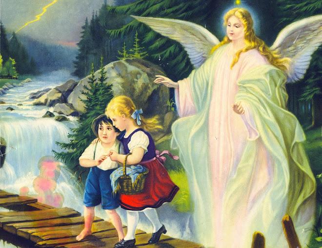 """GUARDIAN ANGEL""/ Ο ΑΔΕΡΦΟΥΛΗΣ ΚΙ ΕΓΩ!"
