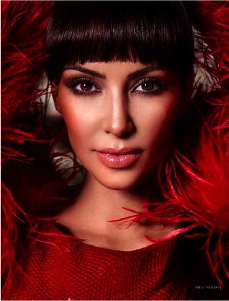 kim kardashian style 2010. kim kardashian style cover.