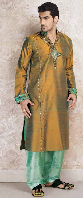 New Stylish Men Shalwar Kurta Designs  : Pakistani Men Fashion