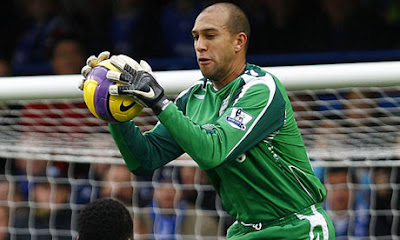 Video Gol Spektakuler Kiper Tim Howard