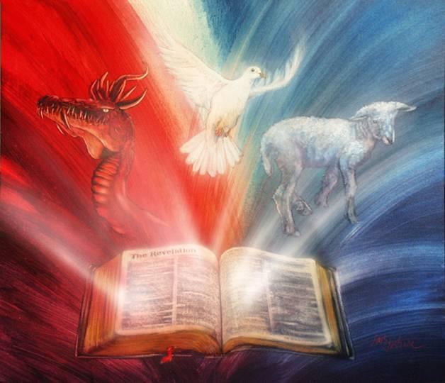 Daniel - Daniel e Apocalipse: Algumas Curiosidades  Apoc%2B(3)