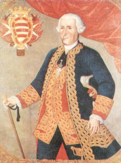 Historia Política de Colombia: Sexto Virrey - Manuel Guirior 1773