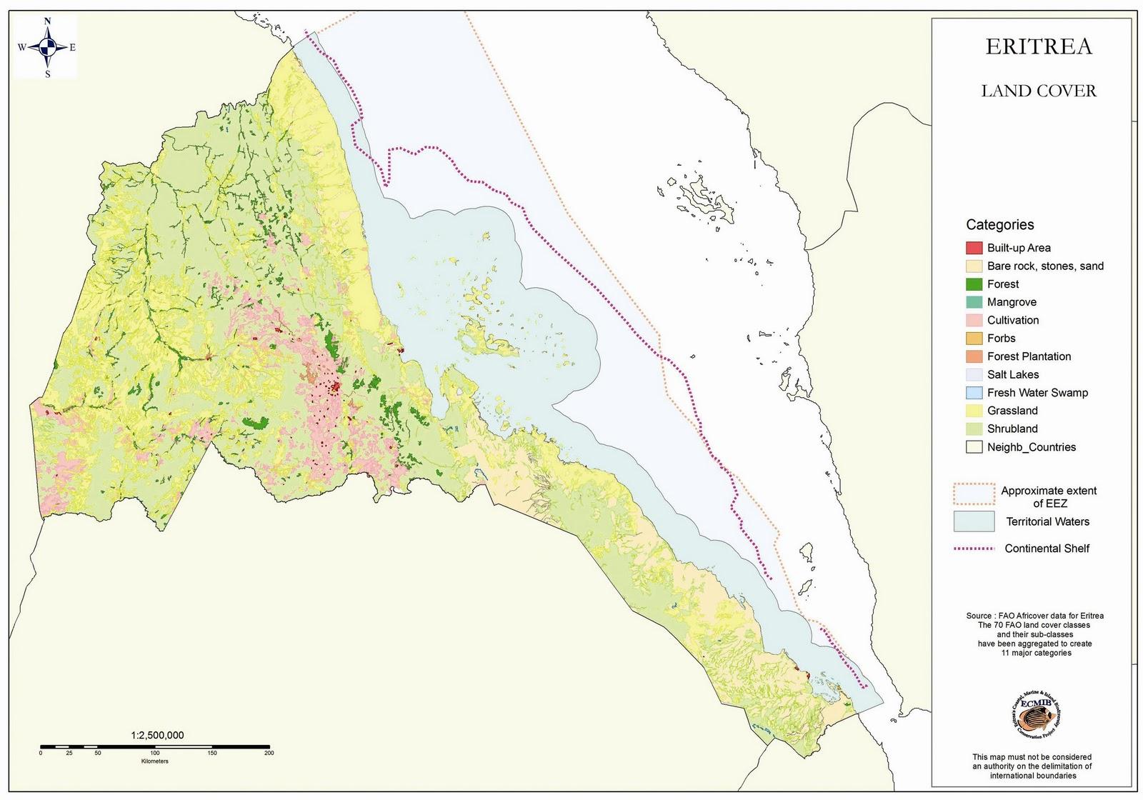 Eritreas Pristine Red Sea Islands And Coastline Madote - Us territorial waters map