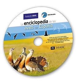 SEO SIERRA NEVADA: Enciclopedia de las aves de España