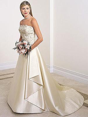 Fashion Western Bridal Gowns