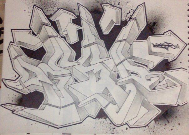 Grafiti Juga Dieja Graffity Atau Graffiti Adalah Coretan Coretan Pada