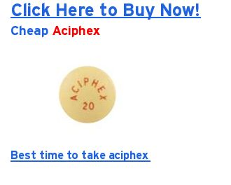 aciphex pediatric dose