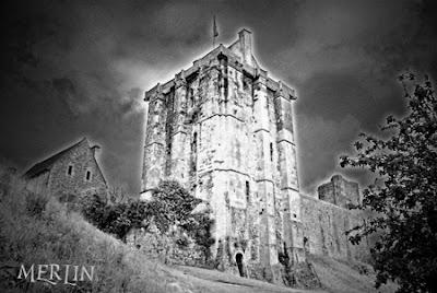 Légendaire Cotentin : Saint-Sauveur-le-Vicomte à l'abbaye de Blanchelande ST
