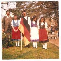 Primer Fiesta del Inmigrante - Septiembre de 1993