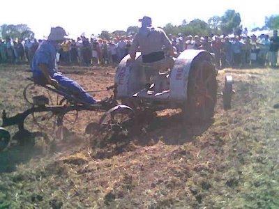 Fiesta de la Trilla 2008