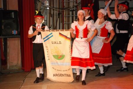 Festejo Día Alemán del Volga - Paraná Entre Ríos - 15-04-09
