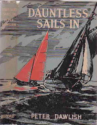 Dauntless Sails In